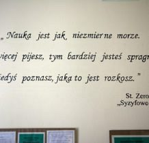 Bronów- motto