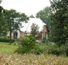 Dziadkowice- dwór z pierwszej połowy XIX wieku
