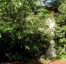 Góra Bałdrzychowska- pozostałości dworu w parku
