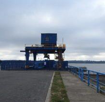 Łyszkowice- elektrownia wodna na Warcie