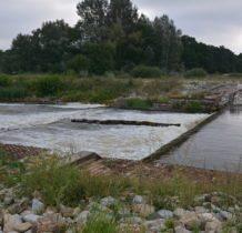 Łyszkowice- kolejne spiętrzenie na Warcie