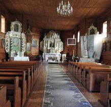 Pęczniew- wnetrze kościoła