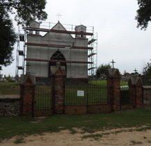 Siedlątków- neogotycka kaplica z 1876 roku