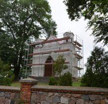 Siedlatków- kaplica na cmentarzu