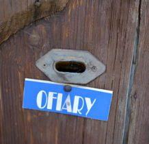 Siedlatków- otwór w drzwiach wejściowych na ofiary