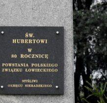 Siedlatków- tablica na pomniku