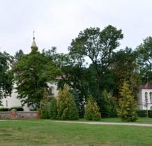 Siedlatków- kościół wzniesiony po 1683 roku