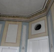 Stary Gostków- wnętrza pałacowe