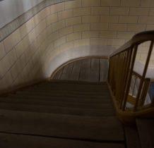 Stary Gostków- kto stapał po tych schodach