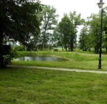 Stary Gostków- park pałacowy