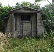Szadek-opuszczony cmentarz