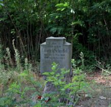 Szadek-na zapomnianym cmentarzu