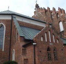 Szadek-kościół wielokrotnie przebudowywano