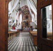 Szadek-kościół
