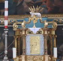 Szadek- tabernakulum