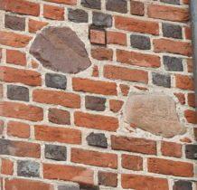 Szadek- zapis historii w kościelnym murze