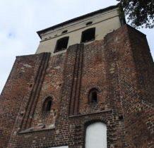 Szadek- gotycka dzwonnica