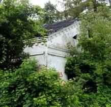 Tobolice- budynek dworu w opłakanym stanie