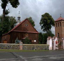 Tur- kościół z 1754 roku