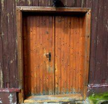 Tur- drzwi kościelne