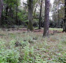 Ulejów-cmentarz wojenny żołnierzy poległych w czasie I wojny światowej
