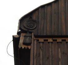 Wierzchy- drewniany kośćiół