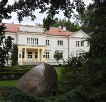 Wojsławice- pałac Siemiatkowskich