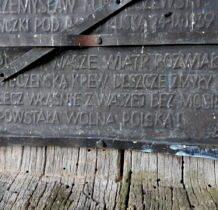 Wola Flaszczyna- zapisana historia