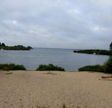 Wylazłów- plaża nad Jeziorskiem