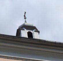 Zadzim- hełm wieży kościelnej