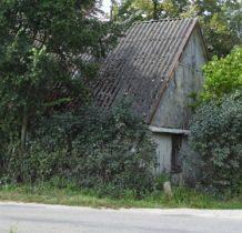 Zagórki- dom przy drodze