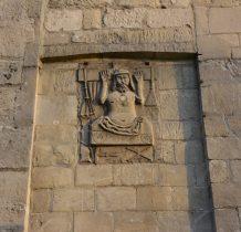 Imielno- na południowej ścianie gotyckiej kaplicy