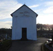 Imielno- kaplica grobowa