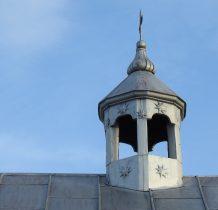 Imielno-wieżyczka  kaplicy grobowej