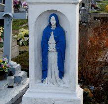 Imielno- na cmentarzu