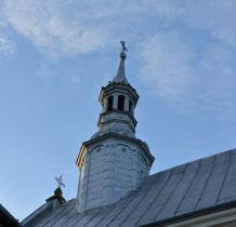 Imielno- kościelne wieże