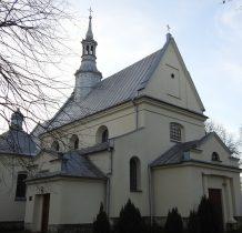Imielno- kościół na ponidziańskim szlaku