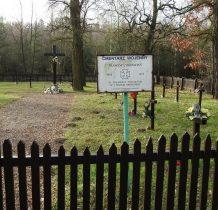 Motkowice- cmentarz żołnierzy armii austriackiej i rosyjskiej
