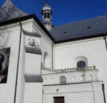 Sobków- kościół, detale architektoniczne