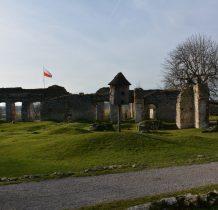 Sobków- malownicza ruina XVIII-wiecznej willi
