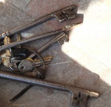 Sobków- klucze kościelne