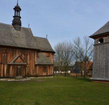 Tokarnia-kościół , dzwonnica z 1848 r