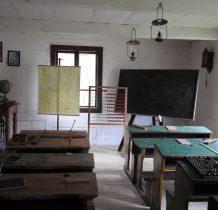 Tokarnia-klasa szkolna dawniej