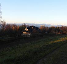 Zawadka- czarnym szlakiem do Polany Chlopskie