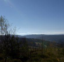 punkt widokowy z okolic Parszywki
