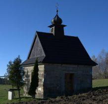 kapliczka z 1910r