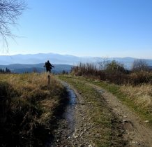 Koskowa Góra to jeden z najlepszych punktów widokowych w Beskidzie Makowskim