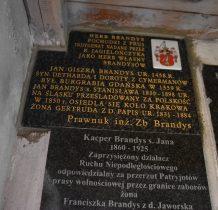 pamiatkowe tablice