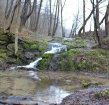 Wodospad Szum zwany Szerokim