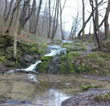 największy w całej Jurze naturalny wodospad